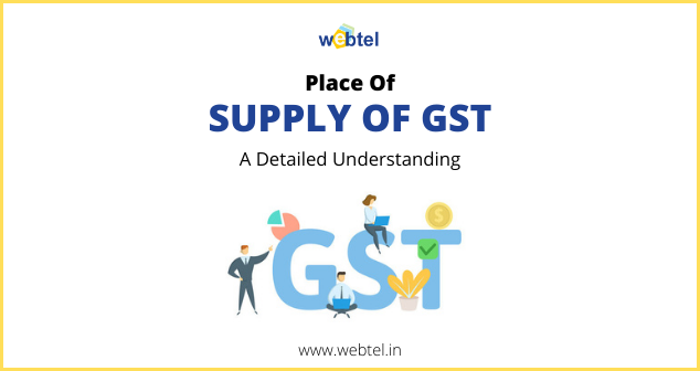 Place of Supply in GST