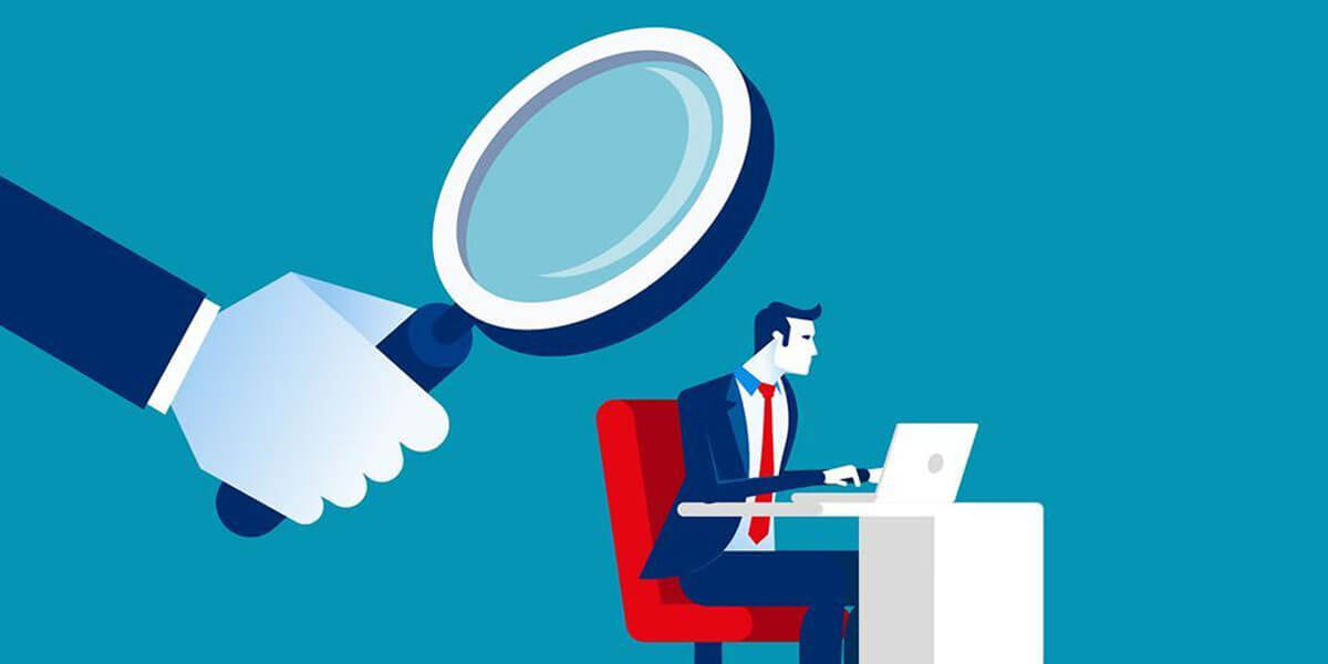 Check on employee-monitoring technology