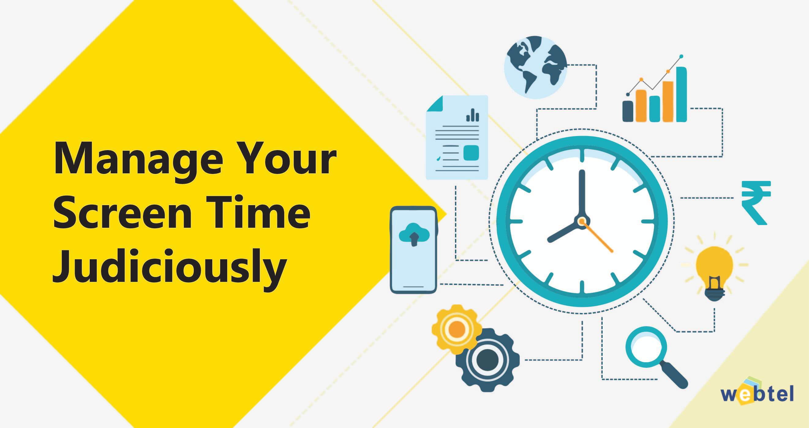 Avoid Burnout and Manage Your Screen Time Judiciously