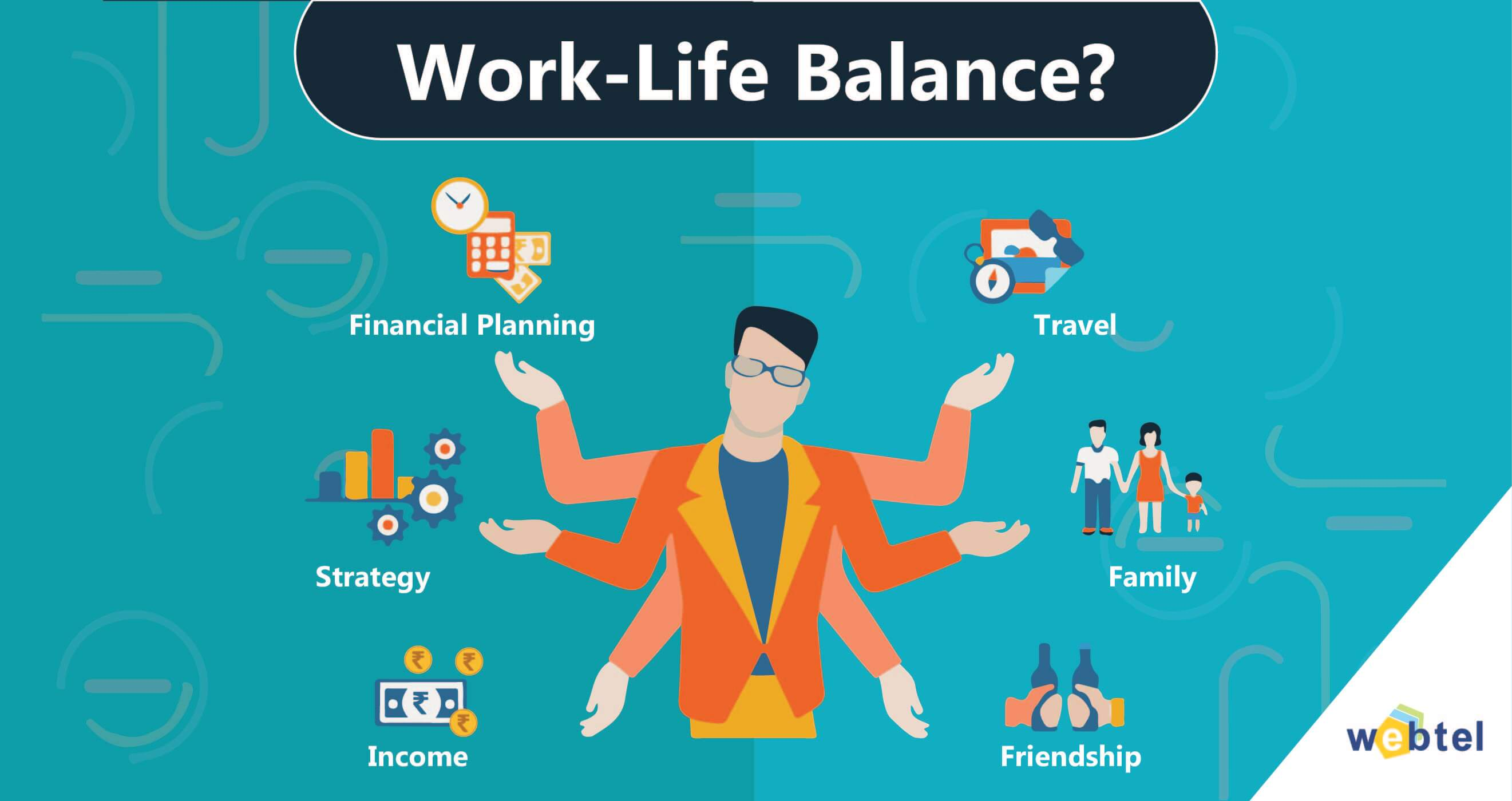 How to manage work life with personal life?